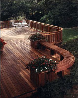 Beautiful Backyard Deck Designs